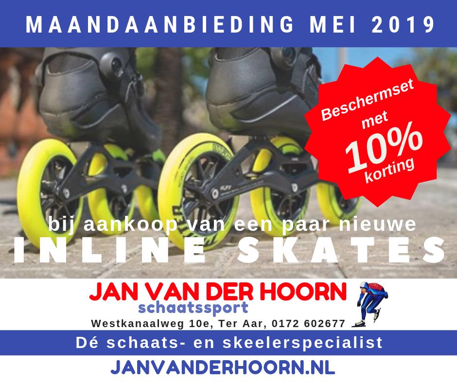 f36299fb7cb Maand aanbieding | Jan van der Hoorn Schaatssport