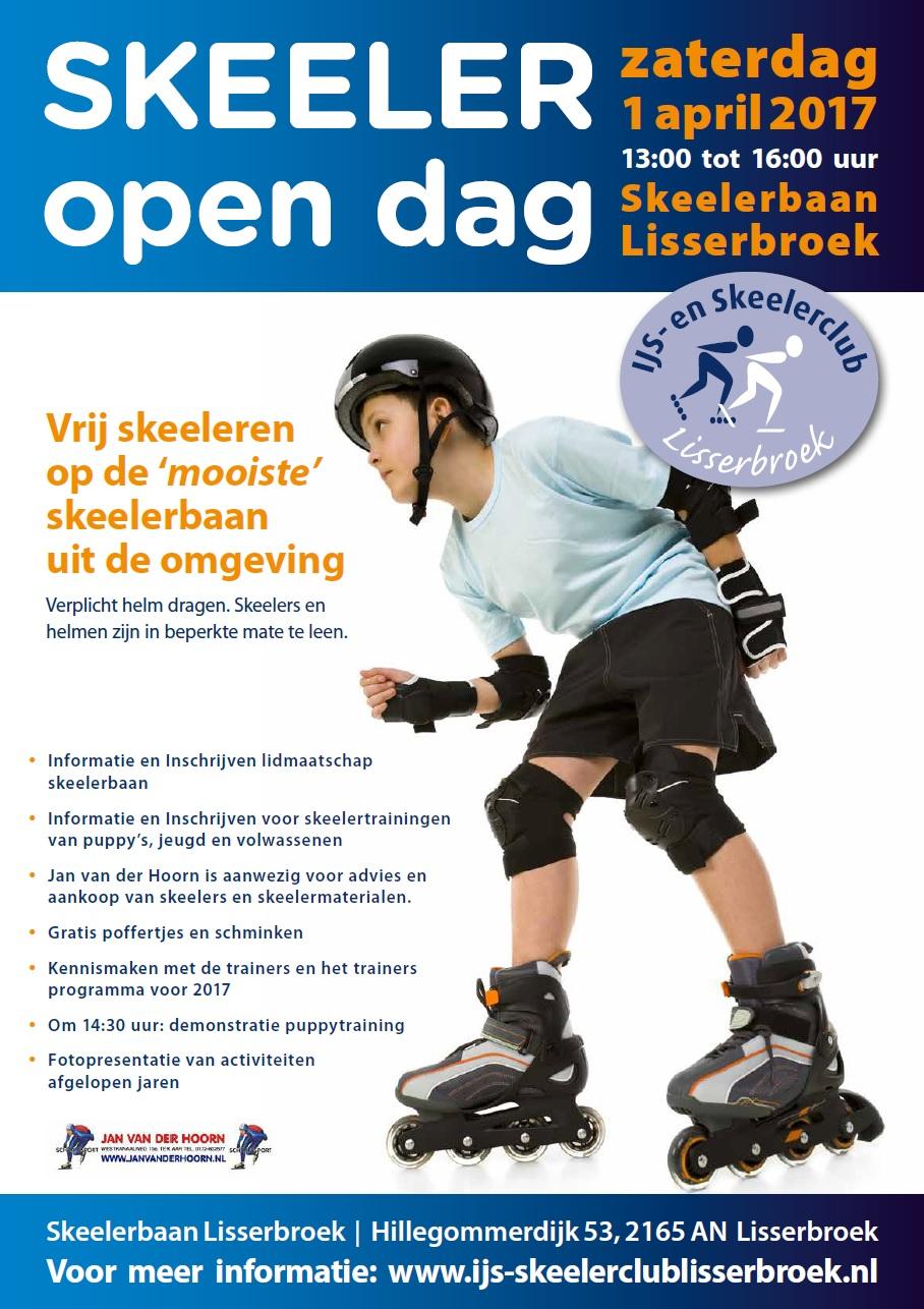 Poster opendag Lisserbroek 2017