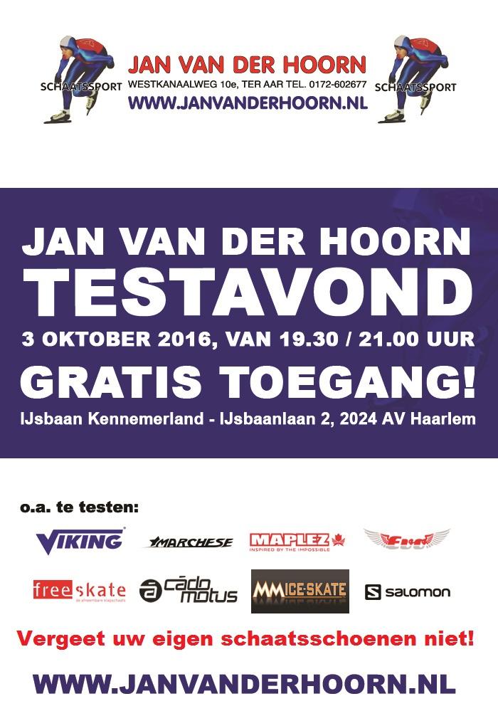 Testavond Haarlem