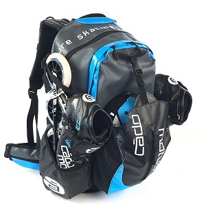 Cado Motus Skate Backpack Waterflow