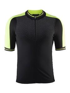 Craft fietsshirt M glow