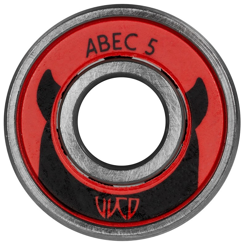 Powerslide lagers Wicked abec 5 p.st.