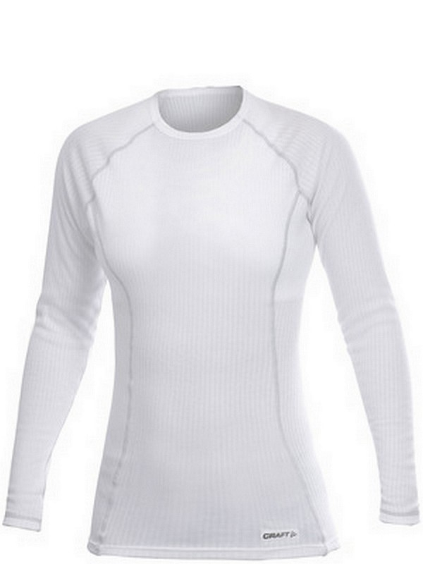 Craft Active W shirt lm roundneck wit M
