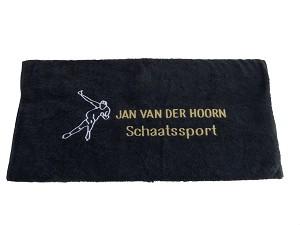 Jan van der Hoorn schaatshanddoek
