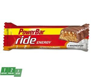 Powerbar Ride peanut caramel