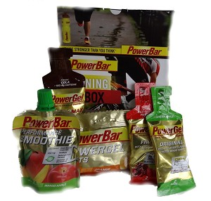 Powerbar gift pack gels