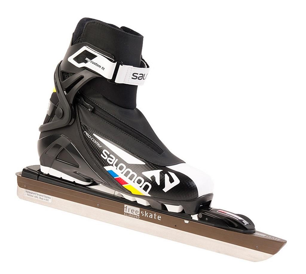 Langlauf schaatsen