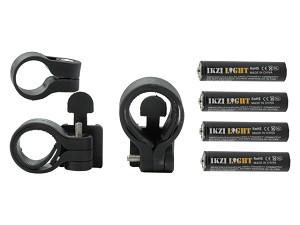 Ikzi fietslamp accessoires