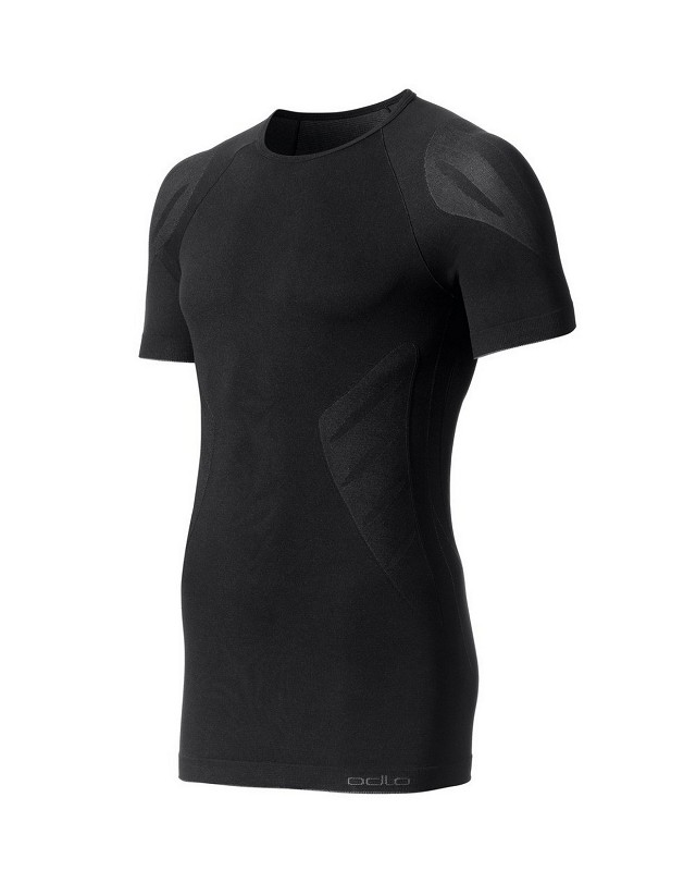 Odlo Evolution shirt km zwart mt M